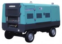 Передвижной компрессор Airman PDS655S