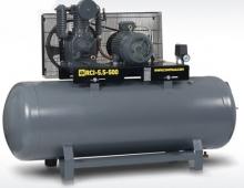 Поршневой компрессор Comprag RCI-7,5-500
